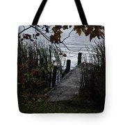 Pier's End Tote Bag