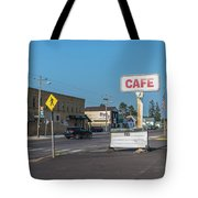 Pies At The Cafe Tote Bag