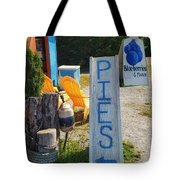 Pies, Blueberries And More Tote Bag