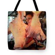 Pig Zedz Tote Bag