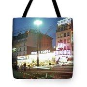 Pigalle Paris Tote Bag