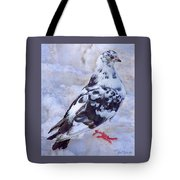 Pigeon On Ice  1 Tote Bag