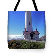 Pigeon Point Lighthouse 3 Tote Bag