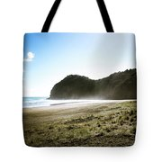 Piha, New Zealand Tote Bag