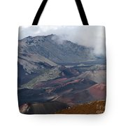 Pihanakalani Haleakala House Of The Sun Summit Maui Hawaii Tote Bag