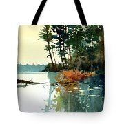 Pike Alley Tote Bag