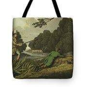 Pike Fishing Tote Bag