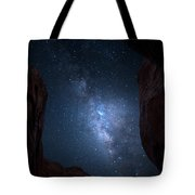 Pike National Forest Milky Way Tote Bag
