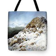 Pike O' Stickle Tote Bag