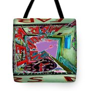 Pike Place Market 2 Tote Bag