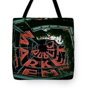 Pike Place Market Entrance 2 Tote Bag
