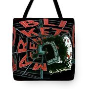 Pike Place Market Entrance 3 Tote Bag