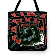 Pike Place Market Entrance 4 Tote Bag