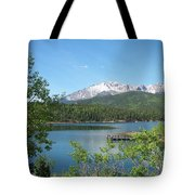 Pike's Peak Tote Bag