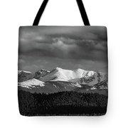 Pike's Peak Or Bust Tote Bag
