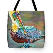 Pile High Pelican Tote Bag