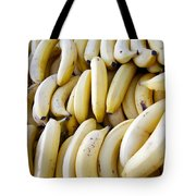 Pile Of Bananas Tote Bag