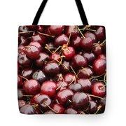 Pile Of Cherries Tote Bag