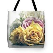 Pile Of Roses Tote Bag