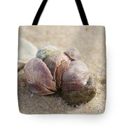 Pile-up On The Beach Tote Bag