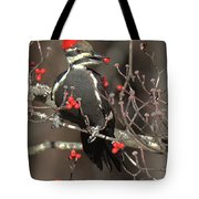 Pileated Woodpecker Lunch Tote Bag