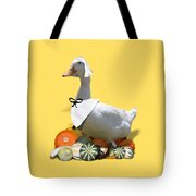 Pilgrim Duck Tote Bag
