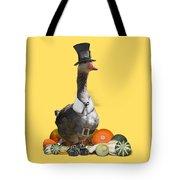 Pilgrim Goose Tote Bag