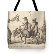 Pilgrimage To French Bucholz Tote Bag