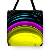 Pillar Of Light Tote Bag