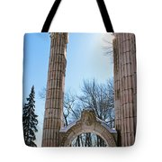 Pillars Of Hercules - The Guild Inn Tote Bag