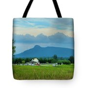 Pilot In The Clouds Tote Bag