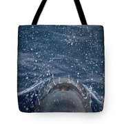 Pilot Whale 7 The Breath Tote Bag