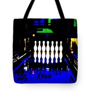 Pin Heads Tote Bag