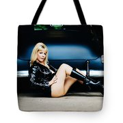 Pin Up #32 Tote Bag