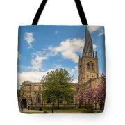 Pinacle Tote Bag