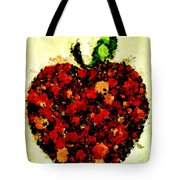Pinatamiche Painting Crackle Art Tote Bag