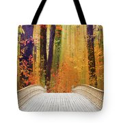 Pine Bank Splendor Tote Bag