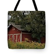 Pine Barn Tote Bag
