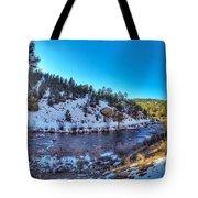Pine, Co Tote Bag