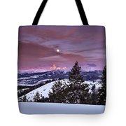 Pine Creek Pass Tote Bag