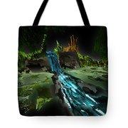 Pine Falls Tote Bag