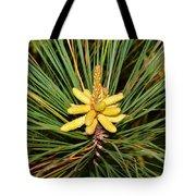 Pine In Bloom Tote Bag