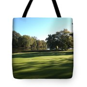 Pine Ridge Golf - Beautiful 14th Par 3 Tote Bag
