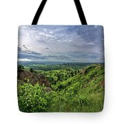 Pine Ridge Nebraska Tote Bag