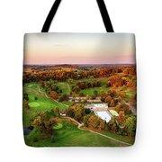 Pine Room Sunset Tote Bag