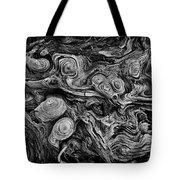 Pine Stump Tote Bag