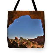 Pine Tree Arch 2 Tote Bag