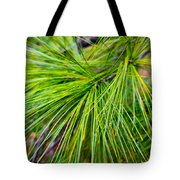 Pine Tree Needles Tote Bag