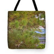 Pine Tree Tote Bag