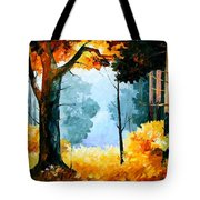 Pine Wood Tote Bag